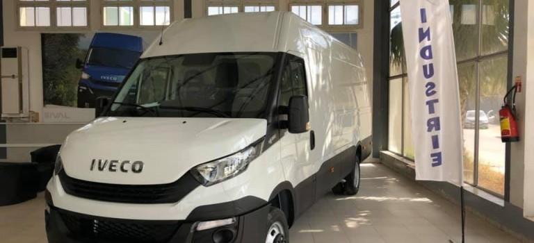 Flotte entreprise : Ival annonce de nouveau  la disponibilité  Iveco Daily 16 m3