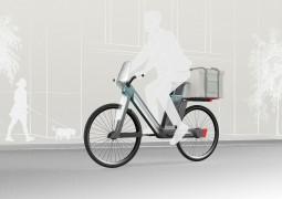 Deux roues : YAK, un nouveau vélo électrique très design
