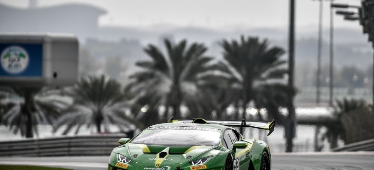 Sport automobile : Le Lamborghini Super Trofeo Middle East fera son dès  janvier 2022