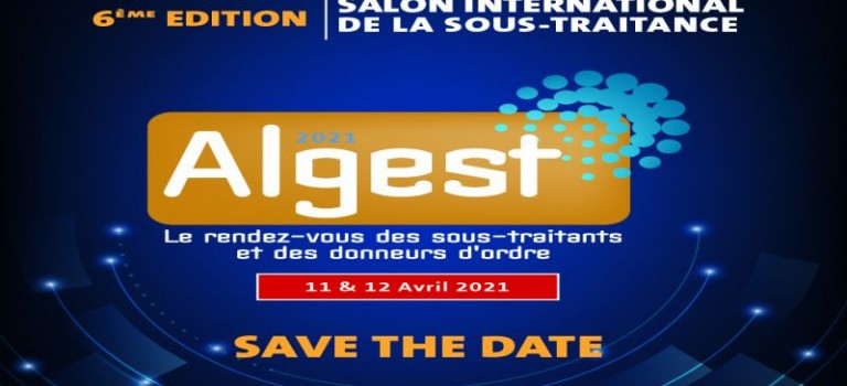 Sous-traitance industrielle : le Salon ALGEST se tiendra du 22 au 25 novembre 2021