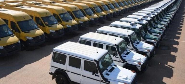 26.800 véhicules  multifonctions produits et commercialisés  par SAFAV-MB depuis octobre 2014